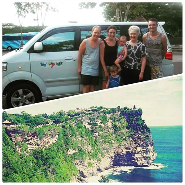 day tour bali baby hire