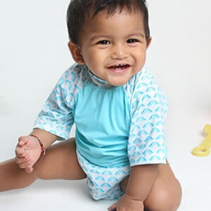 Blue Bird Short swim nappy
