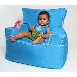 baby hire Blue Chair