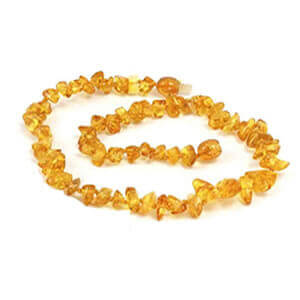 baby necklaces baltic amber Honey