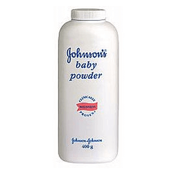 JJ baby powder