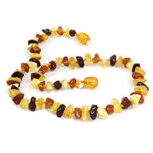 Natural Baltic Teething Necklace