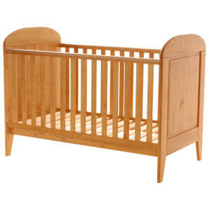 bali baby hire Wooden Cot