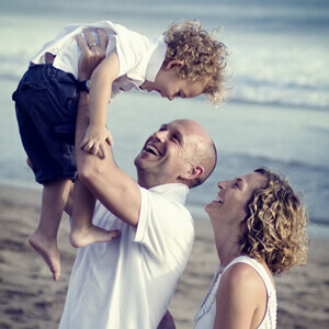 bali baby family photography