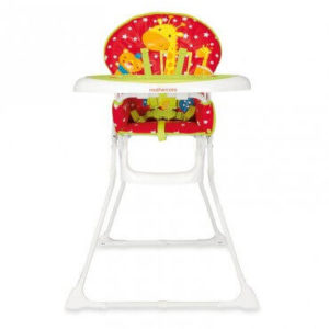 baby hire Mothercare little circus highchair