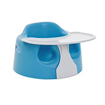 bali baby hire Bumbo seat with tray