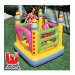 baby hire mini jumping castle