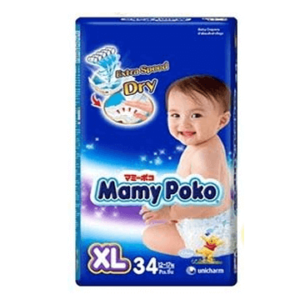 mamy poko nappies X Large