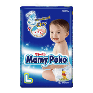 mamy poko nappies large