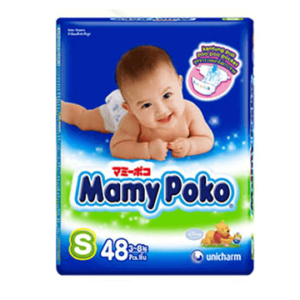 mamy poko nappies small 48 pcs