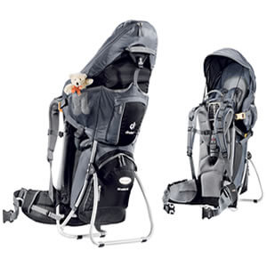 baby backpack Deuter Kid Carrier III