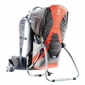 bali hire Backpack Deuter Kid Carrier 1