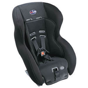 baby hire caer seat Go Safe
