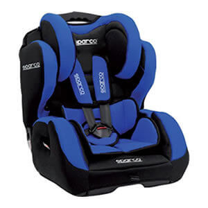 baby hire car seat sparco