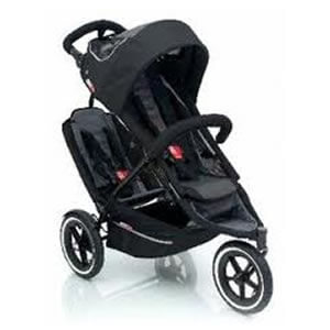 bali baby hire pram Phil and Teds Explorer