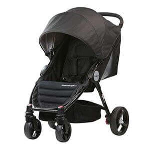 bali baby hire pram Steelcraft Agile