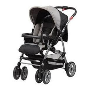 bali baby hire PRAM Steelcraft Orbit