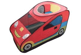 bali hire Pop Up Car