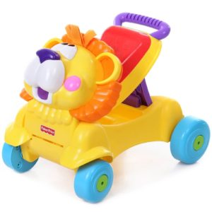 bali baby hire Ride on Fisher Price Lion