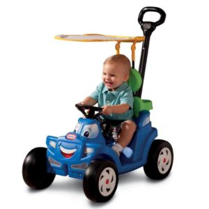Ride On Little Tikes Deluxe Cozy Roadster