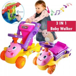 Ride on Baby Walk 3 in 1